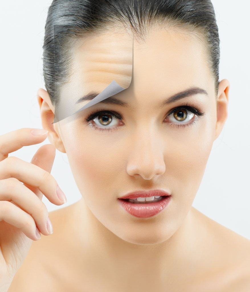 Gyémántfejes mikrodermabrázió, arccsiszolás, bőrcsiszolás