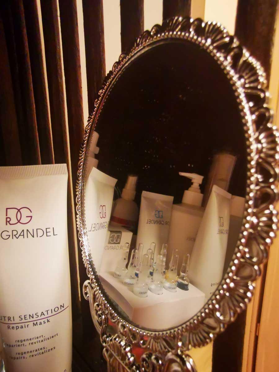 Klau Kozmetika - Dr. Grandel kozmetikai krémek