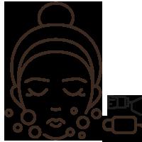 Kozmetikai mikrodermabrázió és bőrcsiszolás
